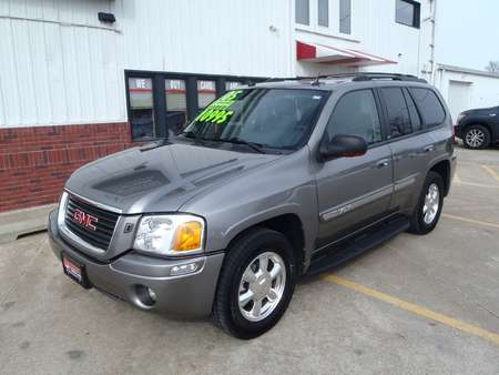 2005 GMC Envoy SLT LEATHER for Sale  - 128220C  - Martinson's Used Cars, LLC