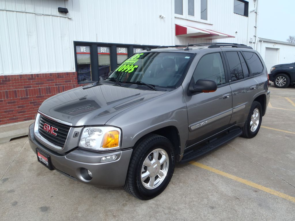 2005 GMC Envoy SLT LEATHER  - 128220C  - Martinson's Used Cars, LLC