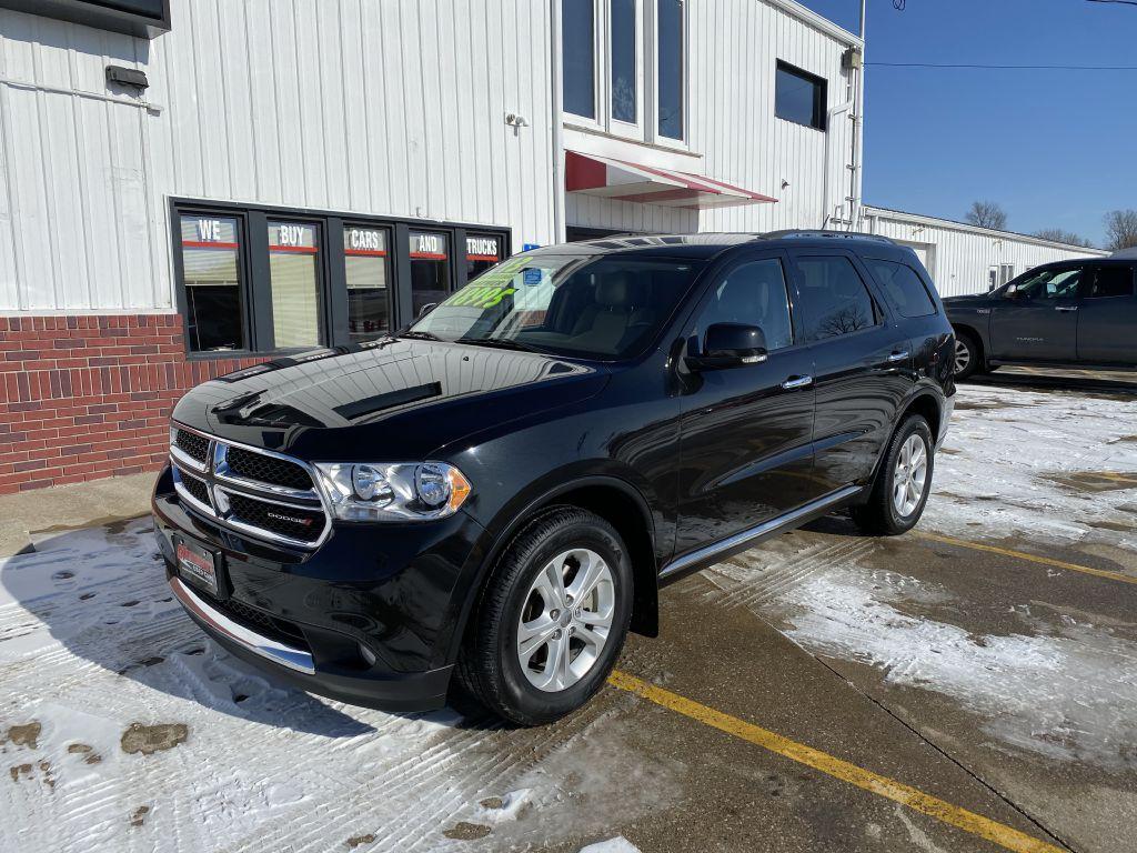 2013 Dodge Durango CREW  - 509613  - Martinson's Used Cars, LLC
