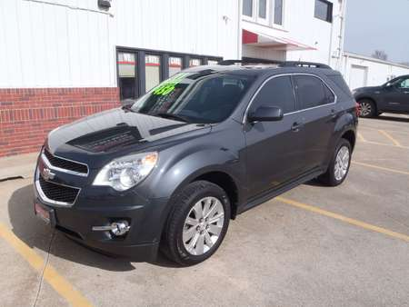 2011 Chevrolet Equinox LT for Sale  - 296634  - Martinson's Used Cars, LLC