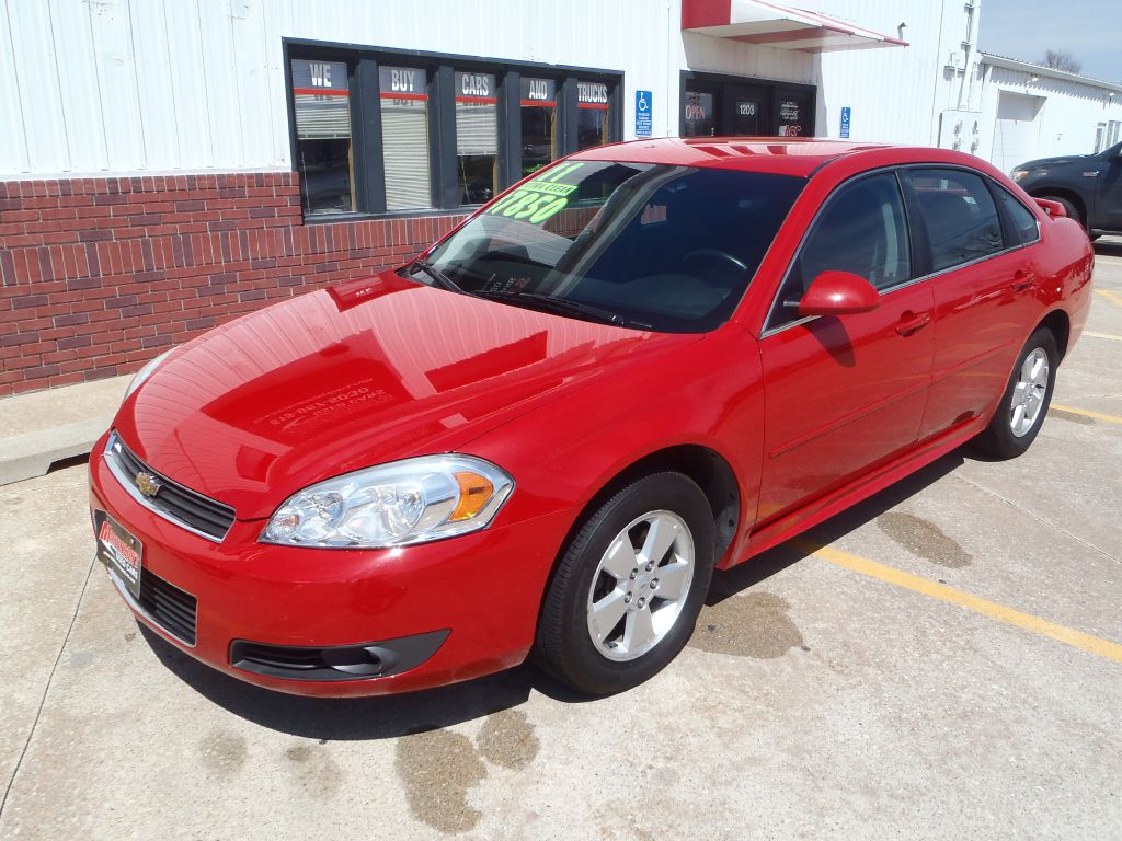 2011 Chevrolet Impala LT  - 113466  - Martinson's Used Cars, LLC