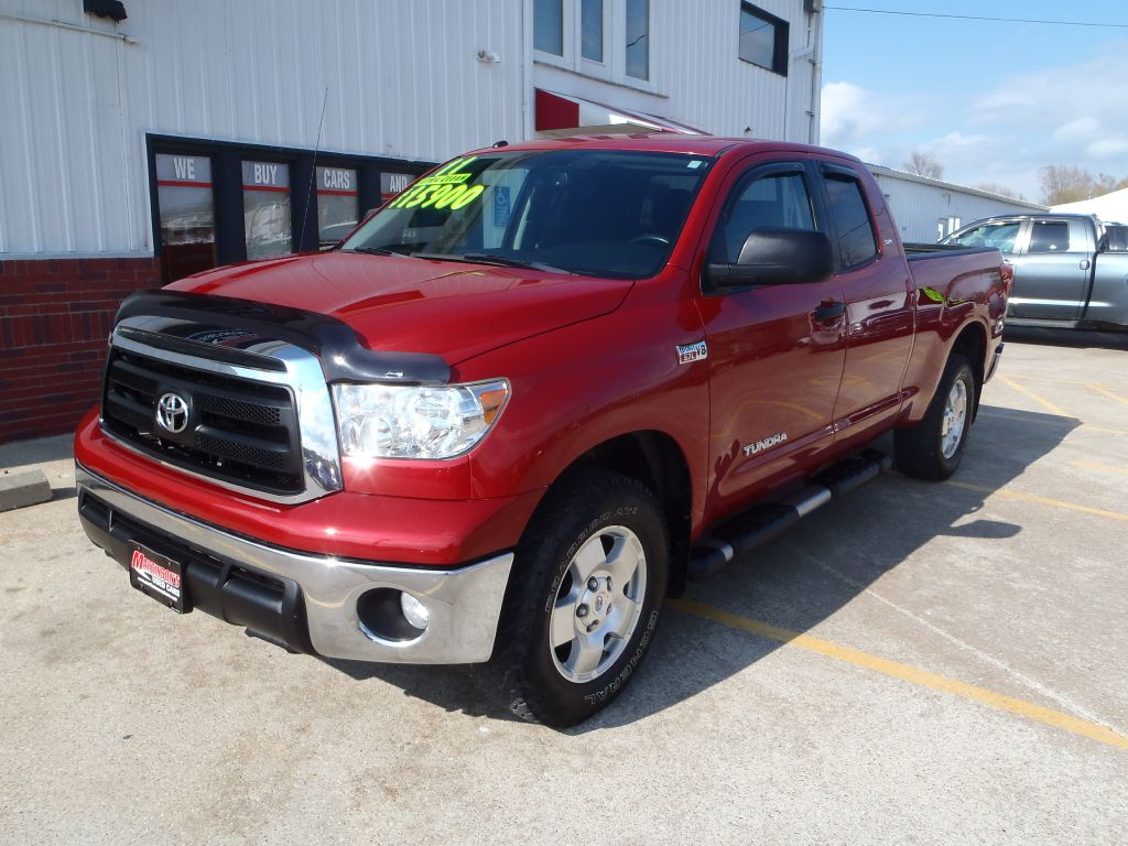 2011 Toyota Tundra DOUBLE CAB SR5  - 191067  - Martinson's Used Cars, LLC