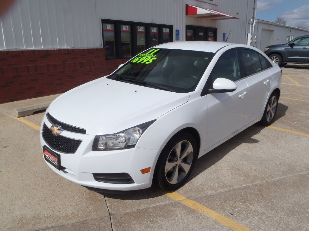 2011 Chevrolet Cruze  - Martinson's Used Cars, LLC