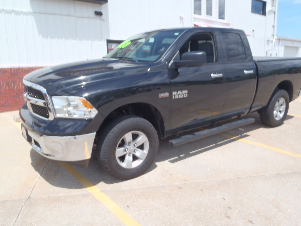 2017 Ram 1500 SLT  - 578487  - Martinson's Used Cars, LLC