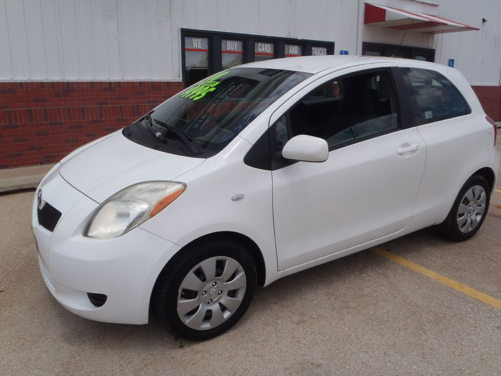 2008 Toyota Yaris  - 175430  - Martinson's Used Cars, LLC