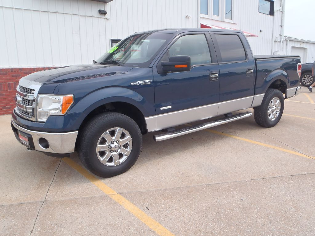 2013 Ford F-150 SUPERCREW  - E44004  - Martinson's Used Cars, LLC