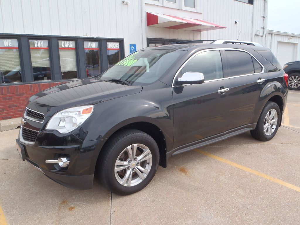 2012 Chevrolet Equinox LTZ  - 208205  - Martinson's Used Cars, LLC