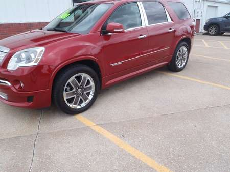 2012 GMC Acadia DENALI for Sale  - 132223  - Martinson's Used Cars, LLC