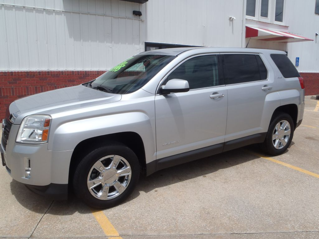 2012 GMC TERRAIN SLE  - 30962  - Martinson's Used Cars, LLC