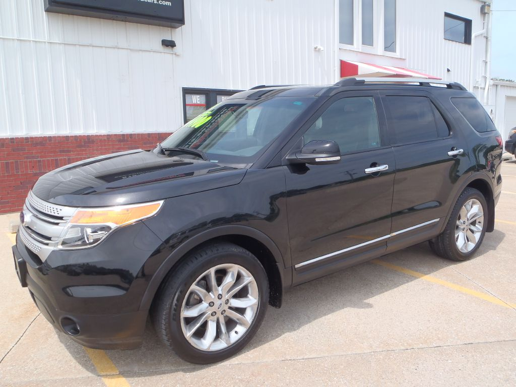 2014 Ford Explorer XLT  - A43622  - Martinson's Used Cars, LLC