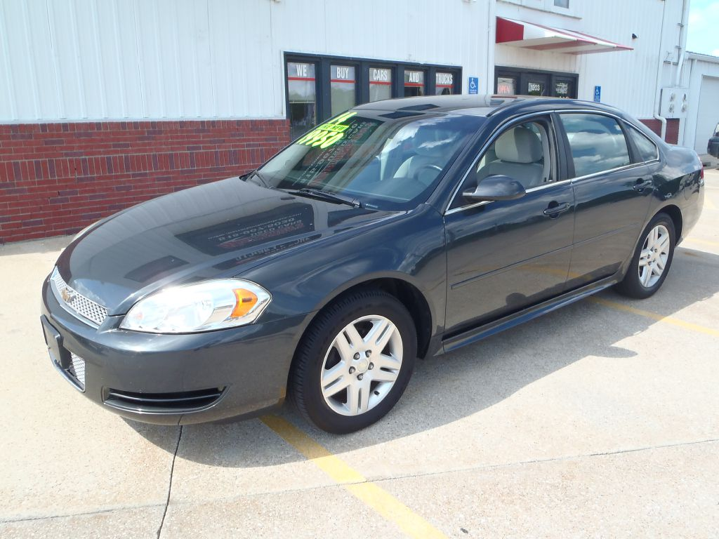 2014 Chevrolet Impala Limited  - Martinson's Used Cars, LLC