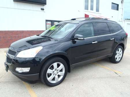 2012 Chevrolet Traverse LT for Sale  - 101162  - Martinson's Used Cars, LLC