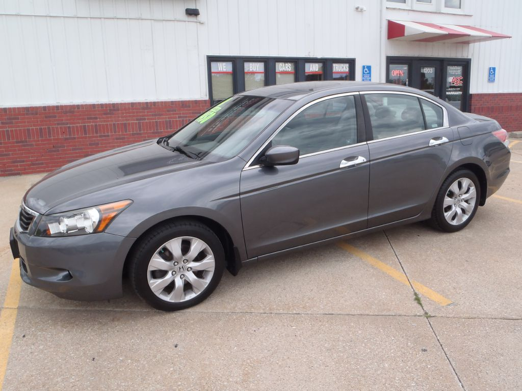 2008 Honda Accord EX  - 063939  - Martinson's Used Cars, LLC