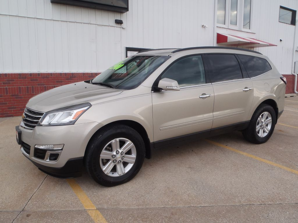 2013 Chevrolet Traverse  - Martinson's Used Cars, LLC