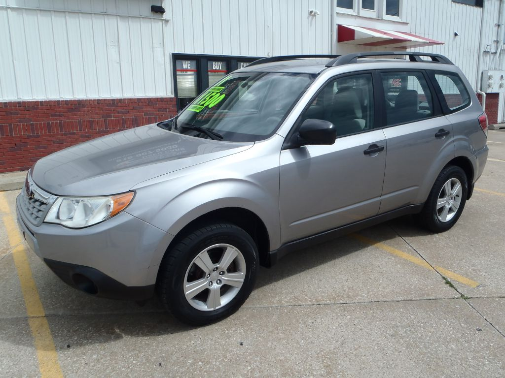 2011 Subaru Forester  - Martinson's Used Cars, LLC