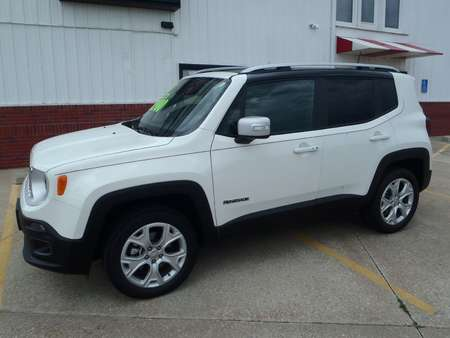 2018 Jeep Renegade LIMITED for Sale  - H36001  - Martinson's Used Cars, LLC