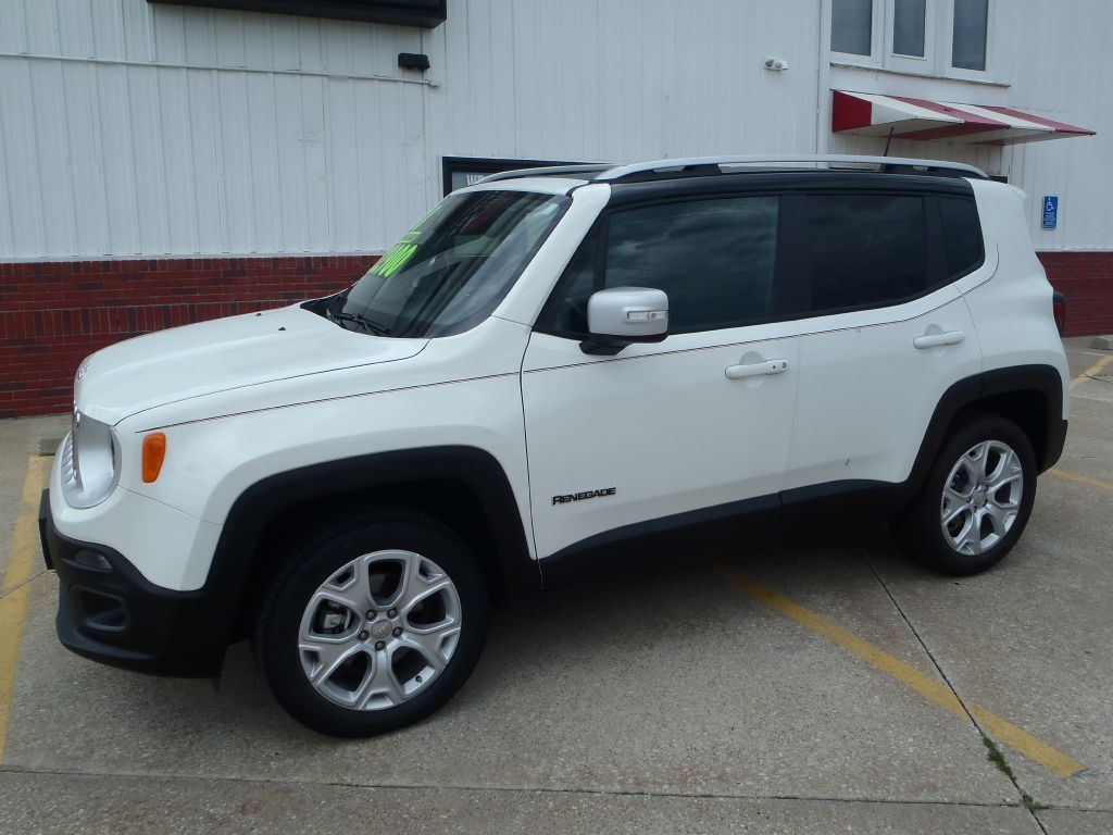 2018 Jeep Renegade  - Martinson's Used Cars, LLC