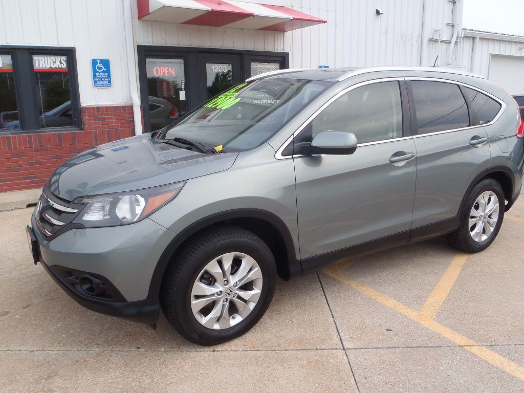 2012 Honda CR-V  - Martinson's Used Cars, LLC