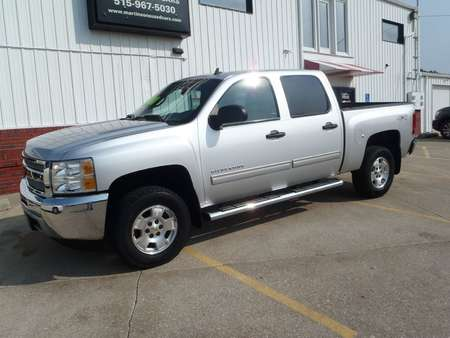2013 Chevrolet Silverado 1500 LT 4WD Crew Cab for Sale  - 129784  - Martinson's Used Cars, LLC