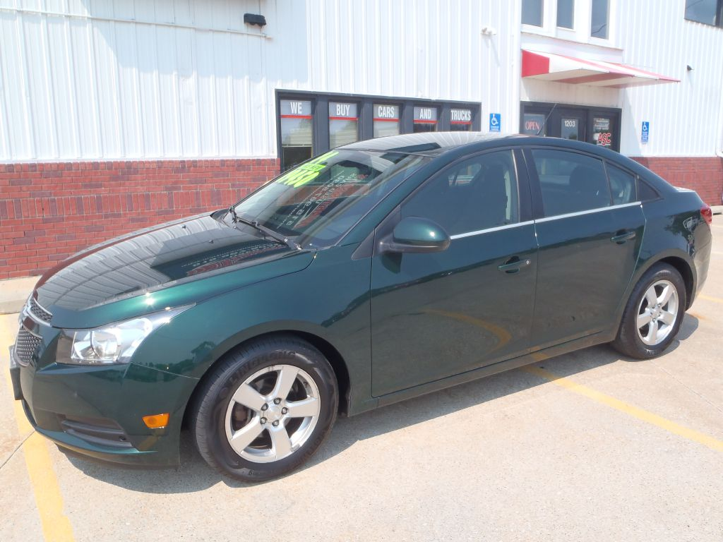 2014 Chevrolet Cruze  - Martinson's Used Cars, LLC