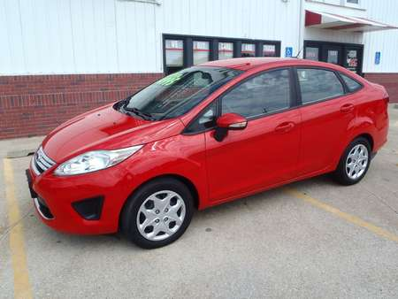 2013 Ford Fiesta SE for Sale  - 144275  - Martinson's Used Cars, LLC