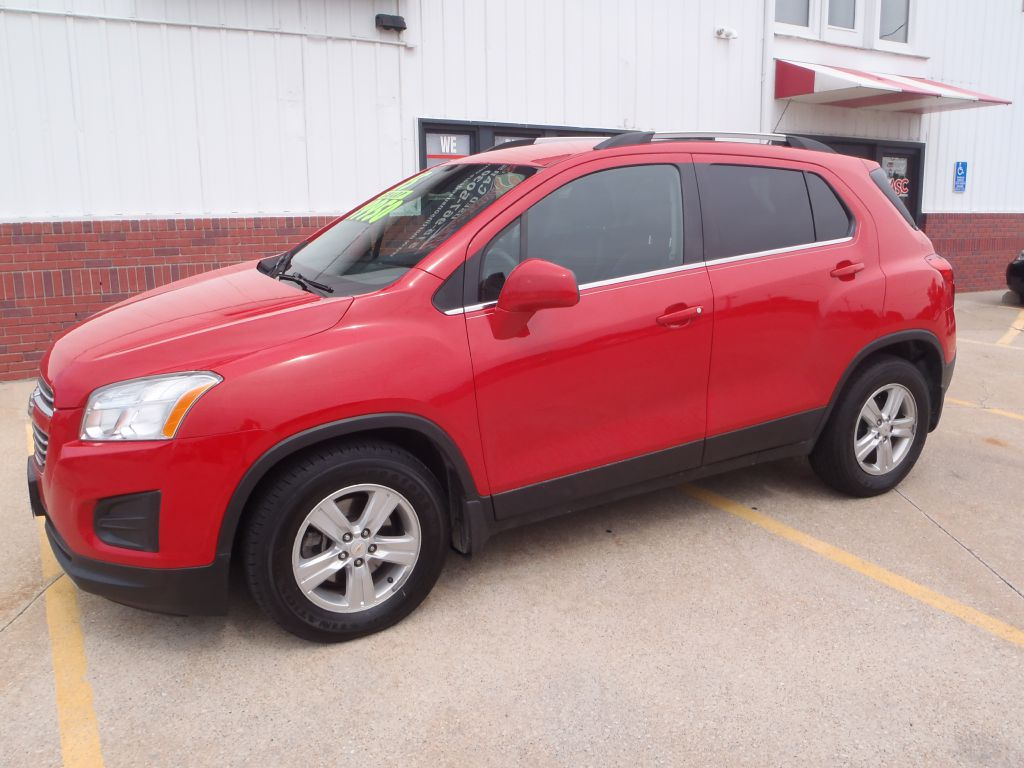 2015 Chevrolet Trax 1LT  - 240691  - Martinson's Used Cars, LLC