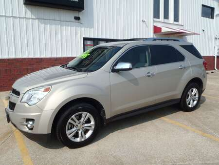 2012 Chevrolet Equinox LTZ for Sale  - 102794  - Martinson's Used Cars, LLC
