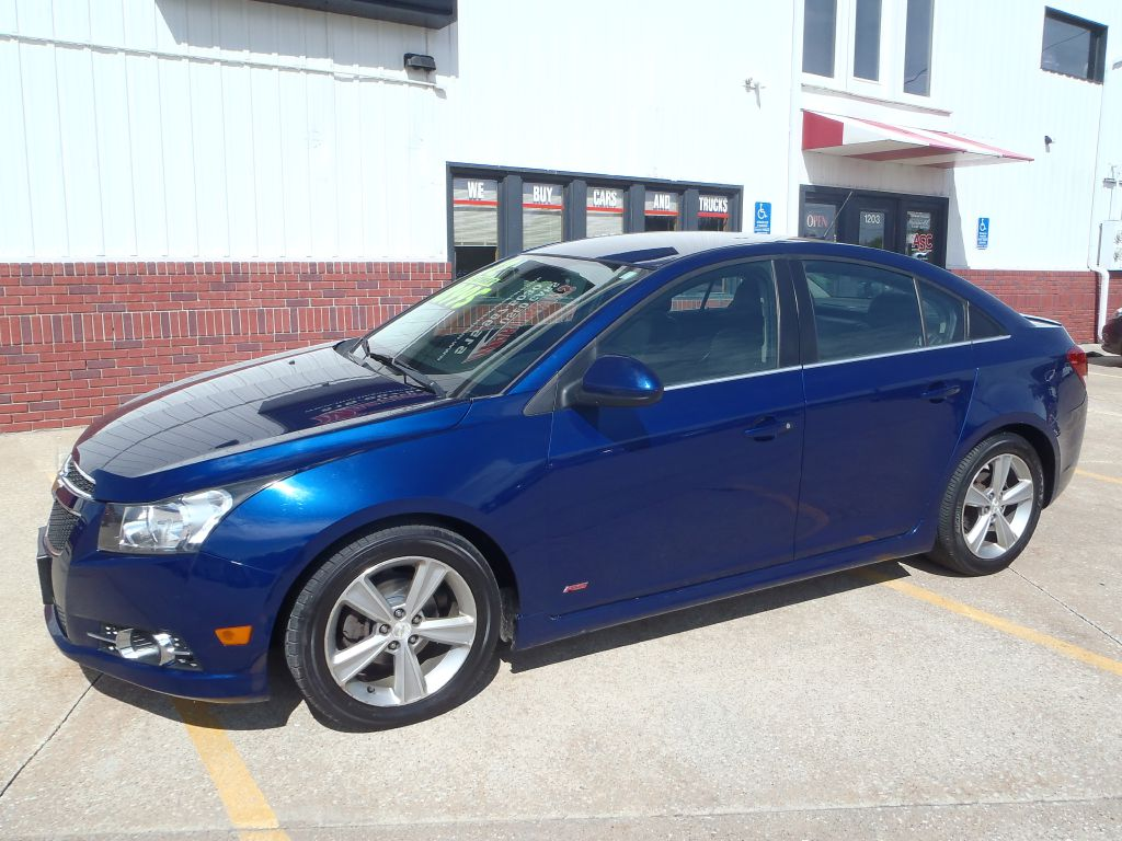 2012 Chevrolet Cruze LT  - 339670  - Martinson's Used Cars, LLC