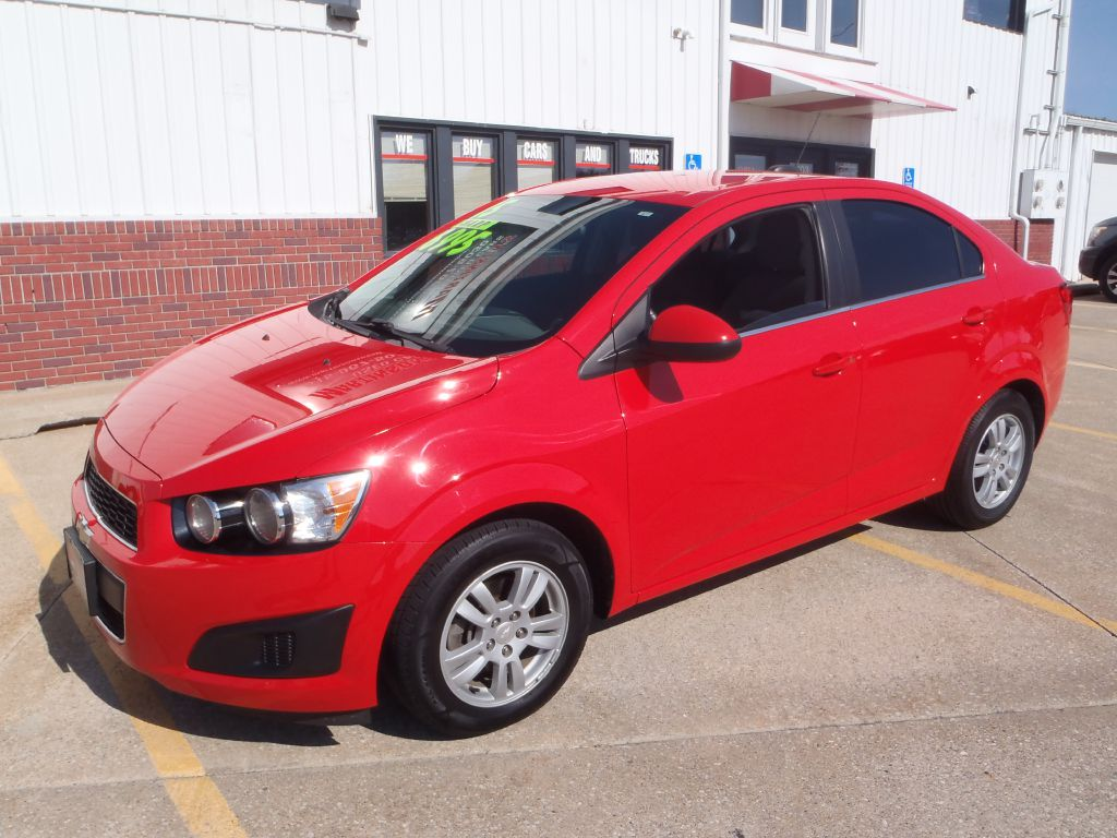 2015 Chevrolet Sonic LT  - 120535  - Martinson's Used Cars, LLC