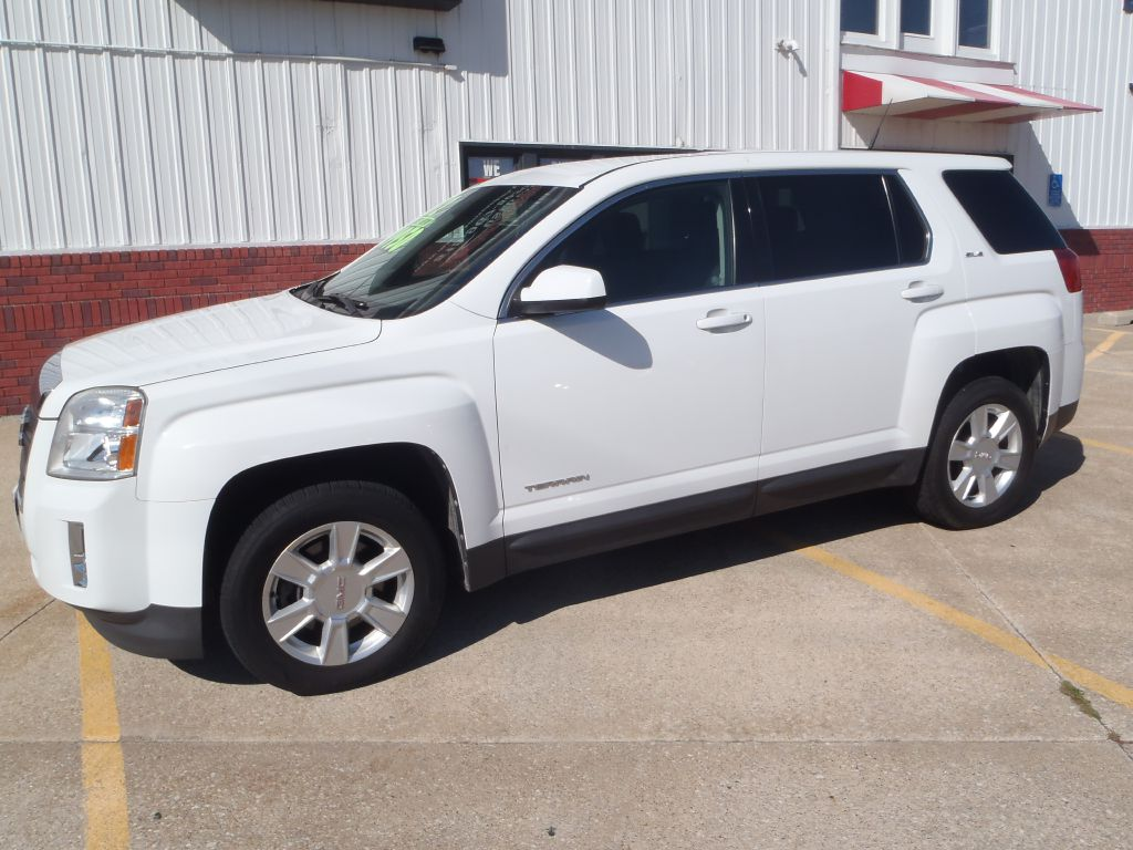 2012 GMC TERRAIN  - Martinson's Used Cars, LLC