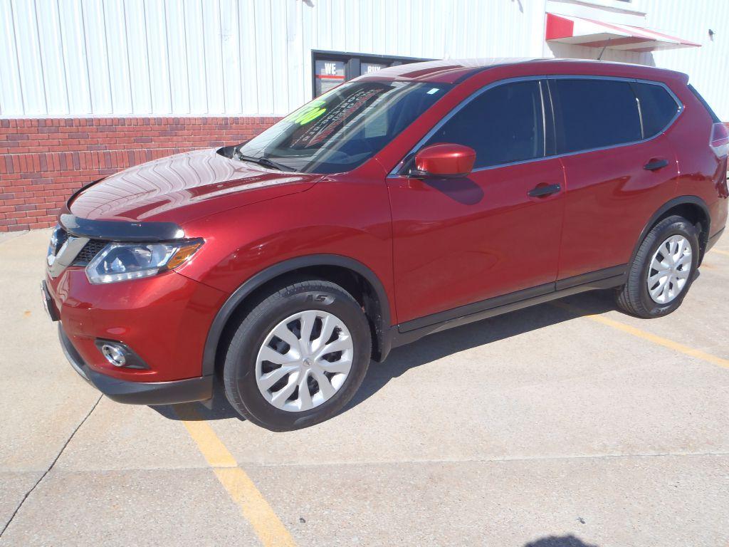 2016 Nissan Rogue  - Martinson's Used Cars, LLC