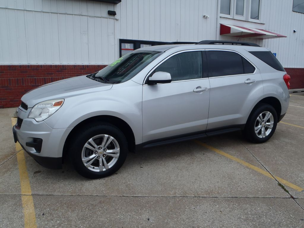 2011 Chevrolet Equinox LT  - 276905  - Martinson's Used Cars, LLC