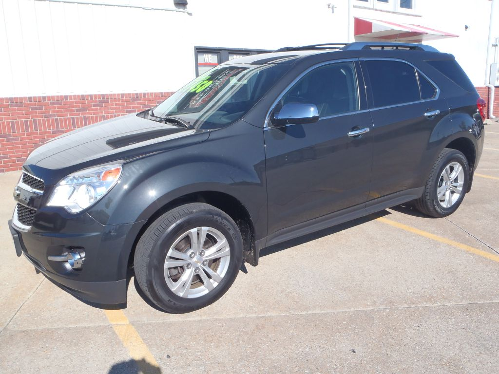 2013 Chevrolet Equinox LTZ  - 304249  - Martinson's Used Cars, LLC