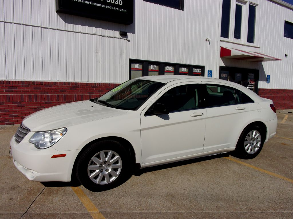 2008 Chrysler Sebring LX  - 257221  - Martinson's Used Cars, LLC