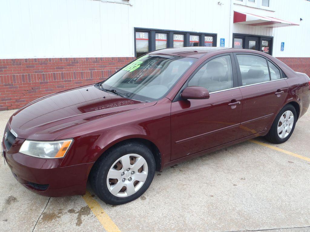 2007 Hyundai Sonata  - Martinson's Used Cars, LLC