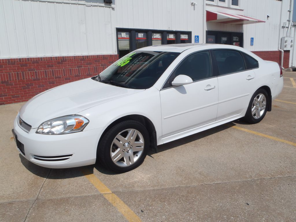2014 Chevrolet Impala Limited LT  - 145947  - Martinson's Used Cars, LLC