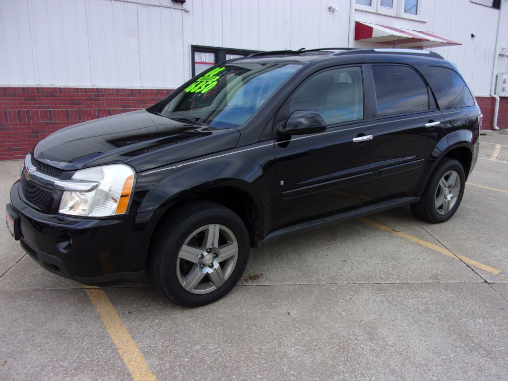 2008 Chevrolet Equinox  - Martinson's Used Cars, LLC