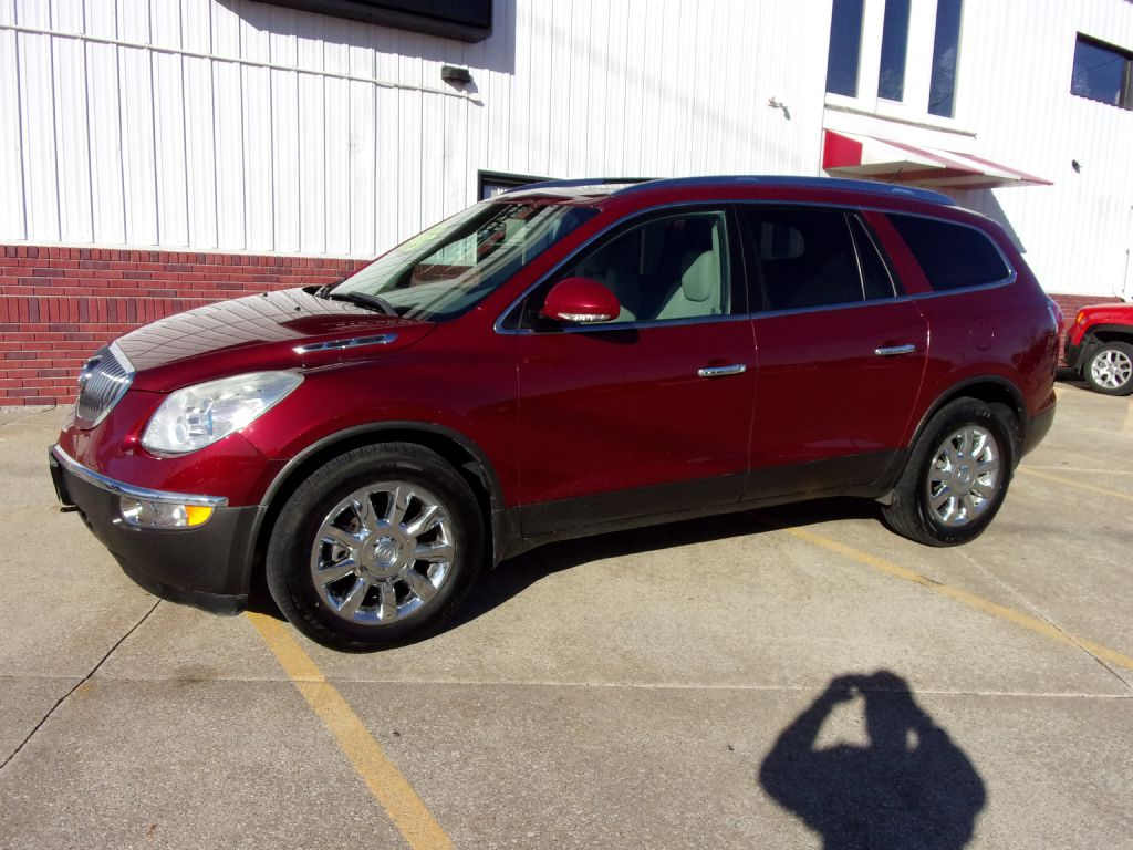 2011 Buick Enclave CXL  - 360388  - Martinson's Used Cars, LLC
