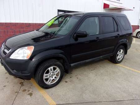 2002 Honda CR-V EX 4WD for Sale  - 018254  - Martinson's Used Cars, LLC