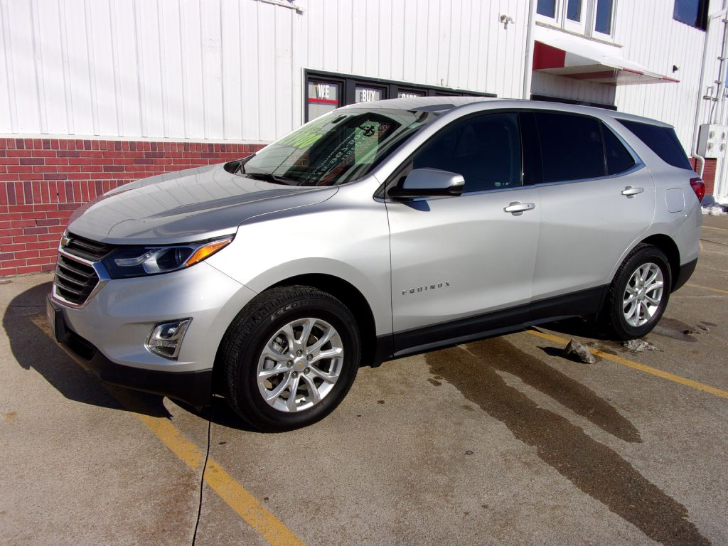 2018 Chevrolet Equinox  - Martinson's Used Cars, LLC