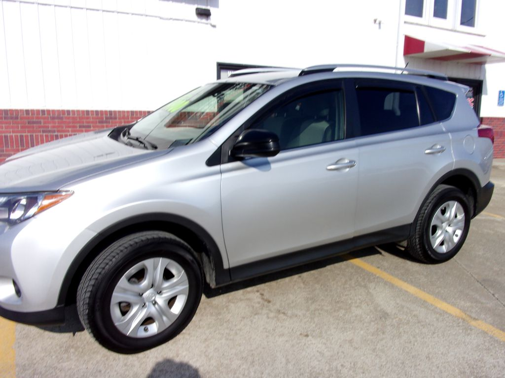 2014 Toyota RAV-4  - Martinson's Used Cars, LLC