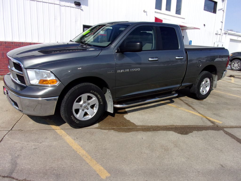 2011 Dodge Ram 1500  - 512938  - Martinson's Used Cars, LLC
