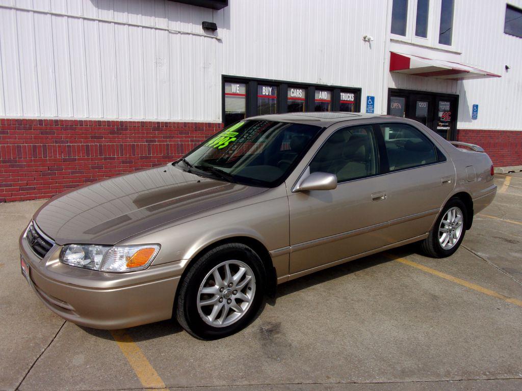 2000 Toyota Camry  - Martinson's Used Cars, LLC