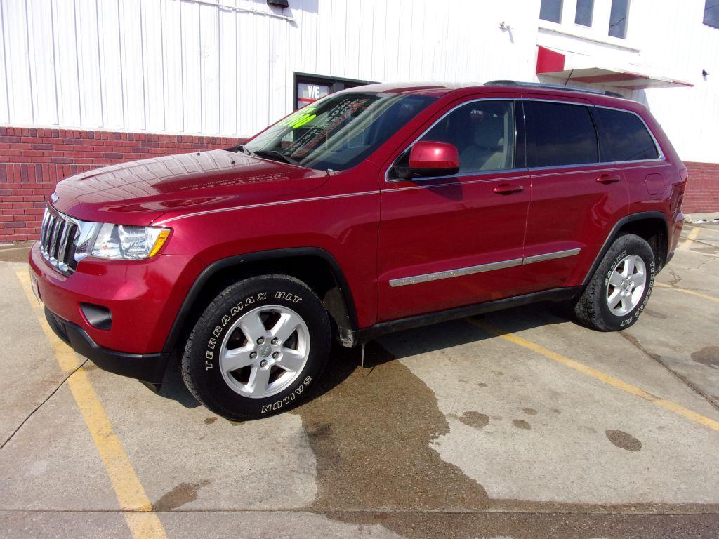2011 Jeep Grand Cherokee  - Martinson's Used Cars, LLC