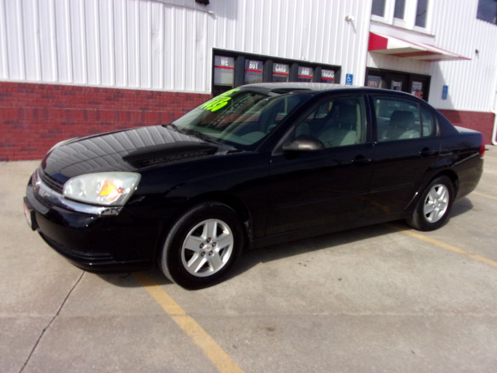 2005 Chevrolet Malibu LS  - 32702  - Martinson's Used Cars, LLC