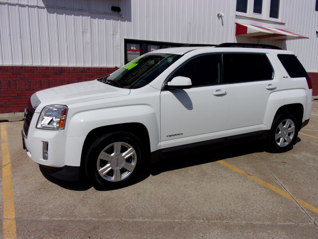 2014 GMC TERRAIN SLE  - 192737  - Martinson's Used Cars, LLC