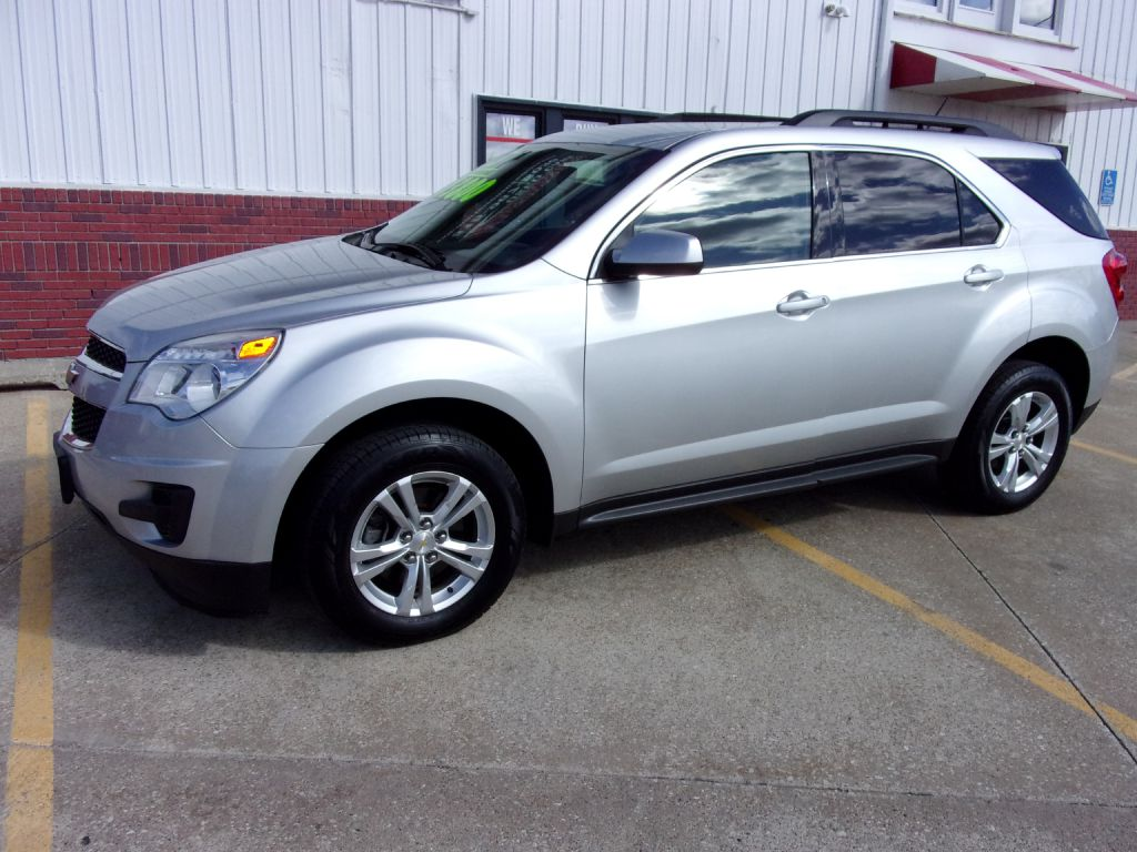 2015 Chevrolet Equinox  - Martinson's Used Cars, LLC