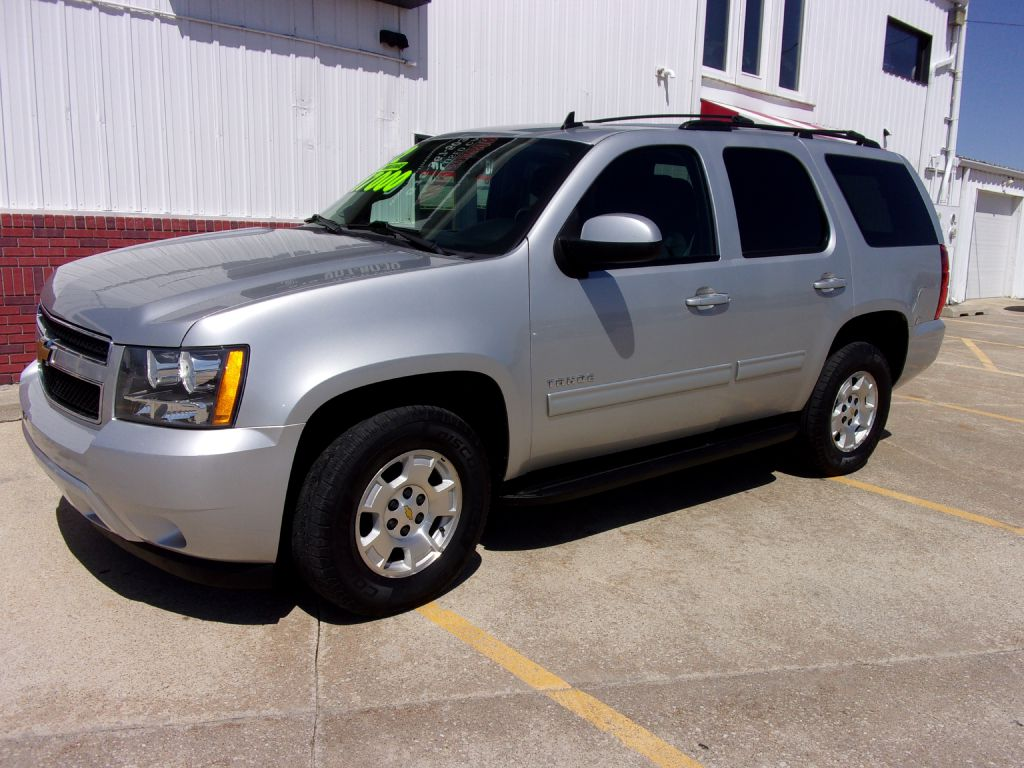 2012 Chevrolet Tahoe  - Martinson's Used Cars, LLC
