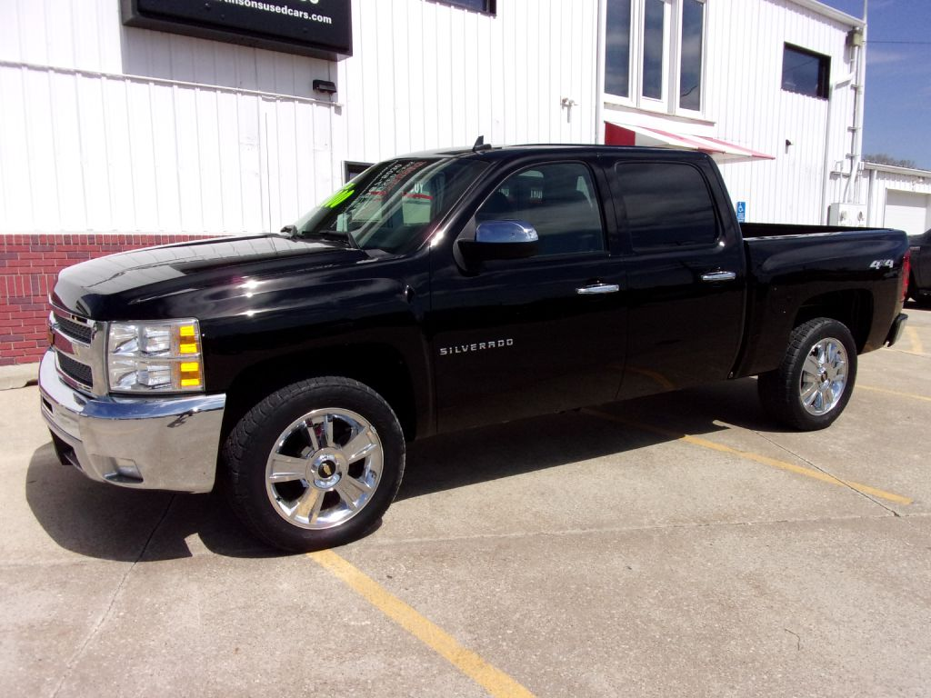 2012 Chevrolet Silverado 1500  - Martinson's Used Cars, LLC