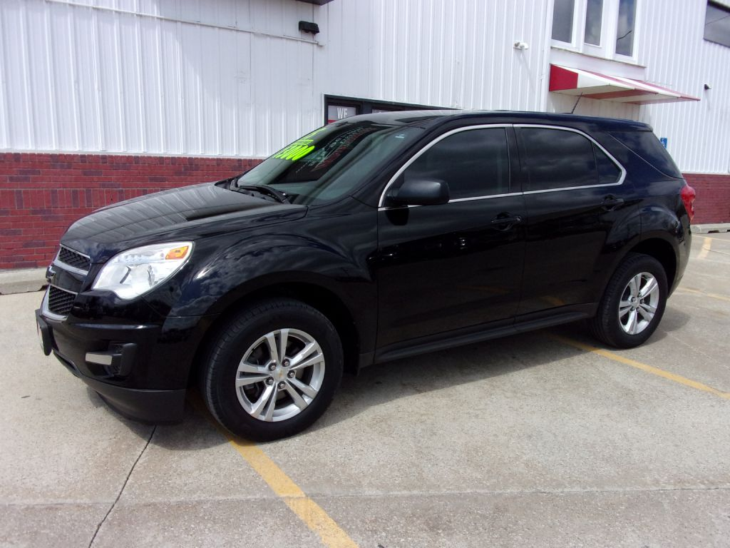 2015 Chevrolet Equinox LS  - 128362  - Martinson's Used Cars, LLC